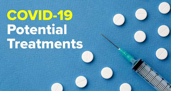 COVID-19 Potential Treatments