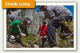 Climb Icons