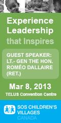 SOS Children's Villages Canada - Romeo Dallaire