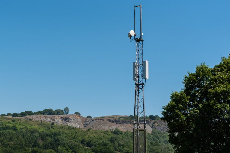 Vodafone OpenRAN masts