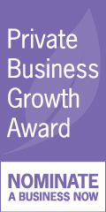 Ad: Grant Thornton Private Business Growth Award nominations