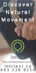 Ad: Intrinsi Natural Movement Centre