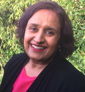 Anita Balakrishnan, Director, Office of Ethnic Communities