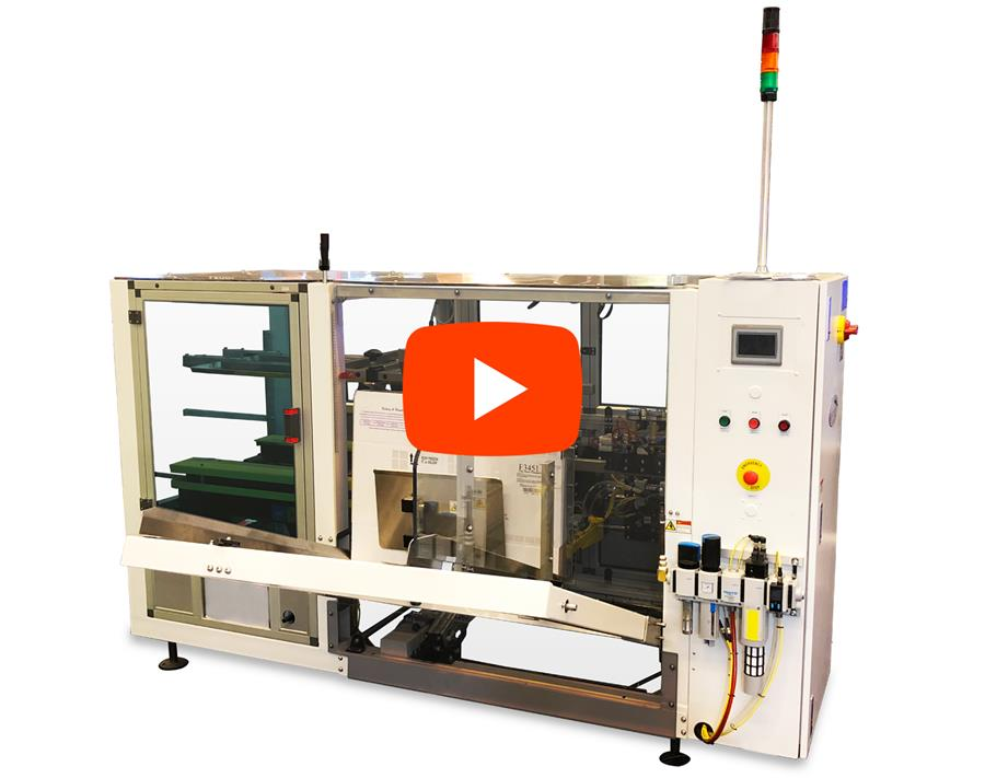 Used Case Packer
