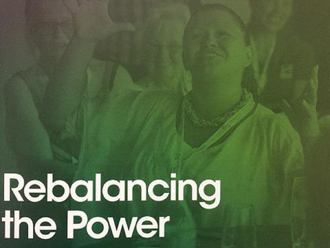 Rebalancing the power