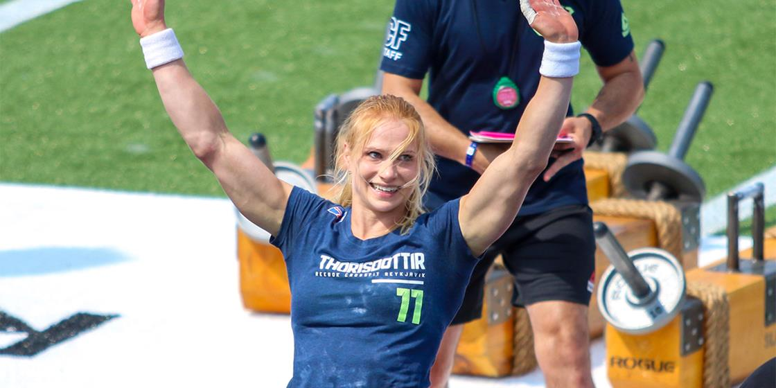 Thorisdottir, Root, Maddox & Hobart Named to HQ's Athlete Advisory Council