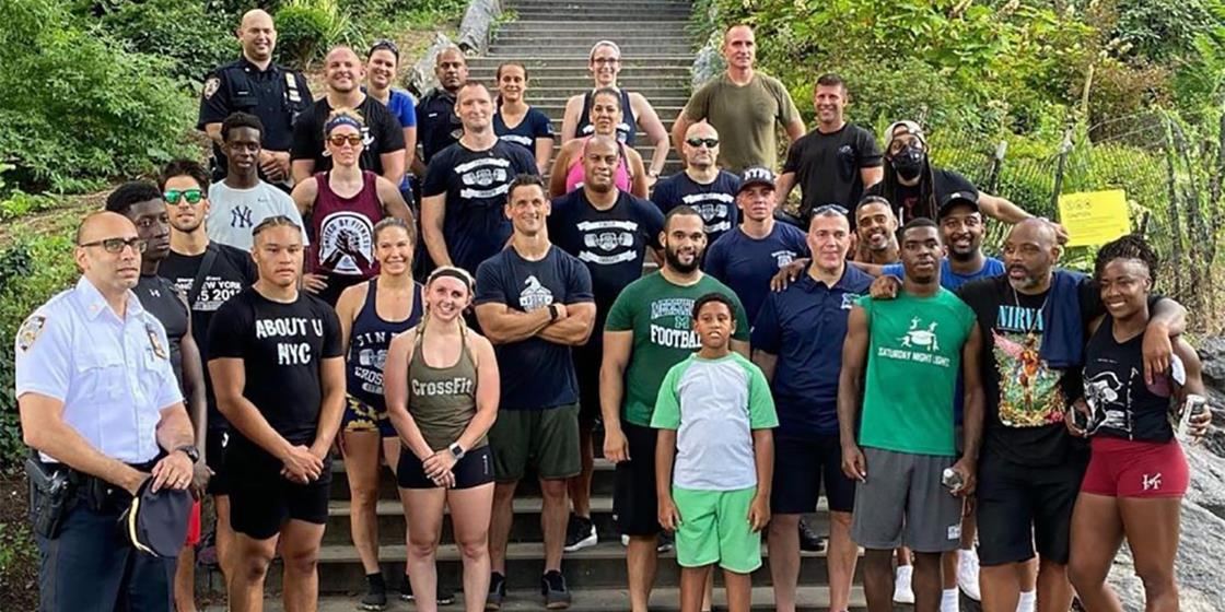 NYPD CrossFit: Community Building Through Fitness