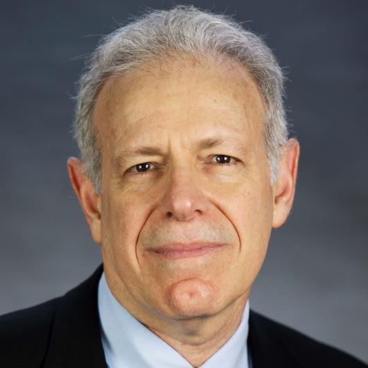 Dr Ronald Adler - Professor of Radiology at the NYU Langone Medical Center, New York