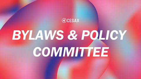Bylaws & Policy Committee
