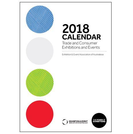 EEAA 2018 Event Calendar