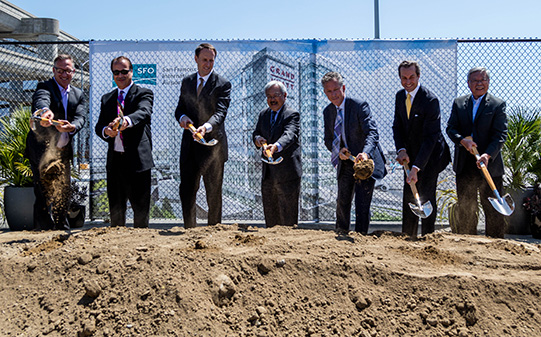 SFO breaks ground on the Grand Hyatt at SFO