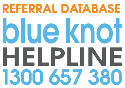 Blue Knot Referral Database