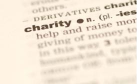 charity - definiton