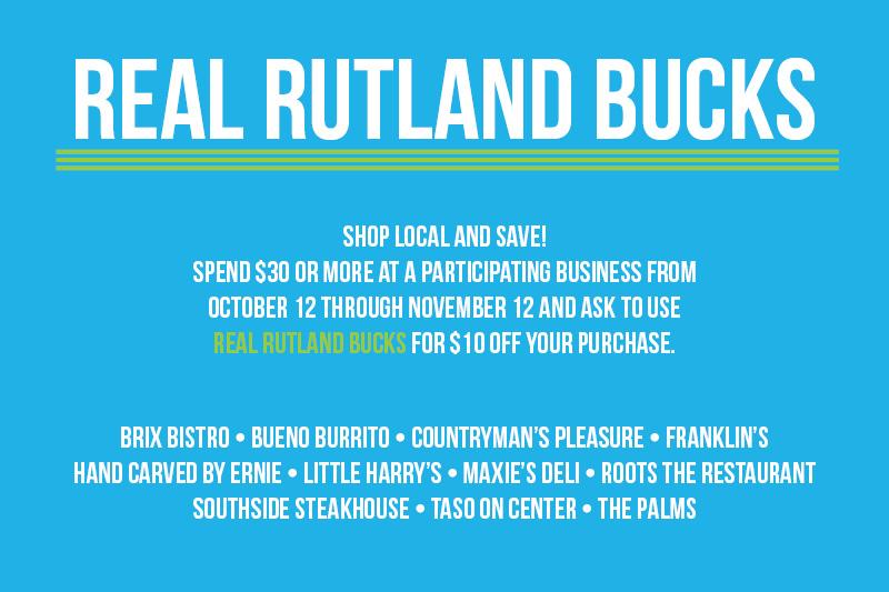 Real Bucks Banner