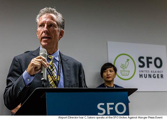 SFO Unites Against Hunger