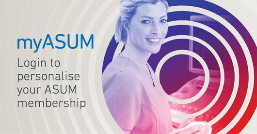 Login to myASUM to renew your membership