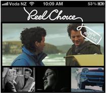 Reel Choice iPhone app