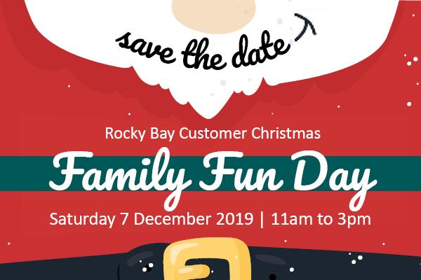 Rocky Bay Family Fun Day