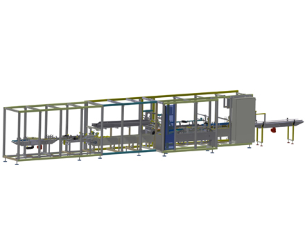 HD-CMA - Heavy Duty Continuous Motion Autoload Cartoner