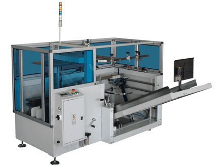 CE-CEB - Automatic Case Erector and Bottom Sealer