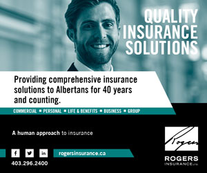 Ad: Rogers Insurance