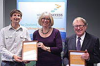 Walking Access Commission Award