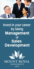 MRU: Management or Sales Development