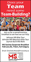 Ad: MS Society Team Building