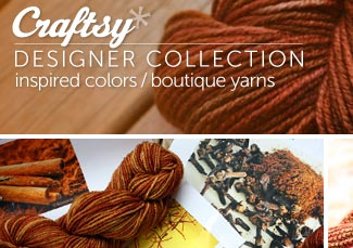 Craftsy Designer Collection: Inspired Colors / Boutique Yarns