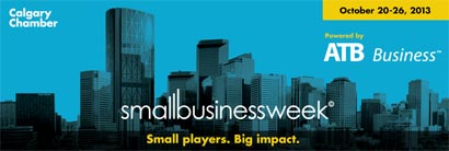 Get involved in Small Business Week Calgary