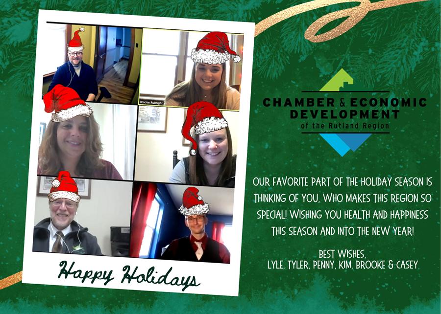 Happy Holidays from CEDRR