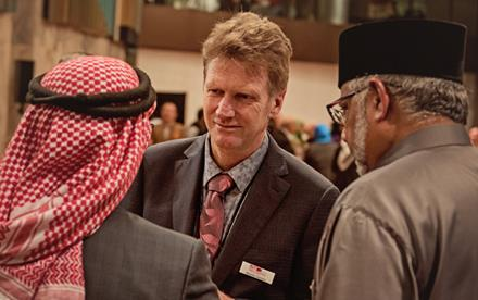 Maarten Quivooy, General Manager Office of Ethnic Communities