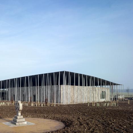 Stonehenge Visitor Centre by Denton Corker Marshall opens tomorrow