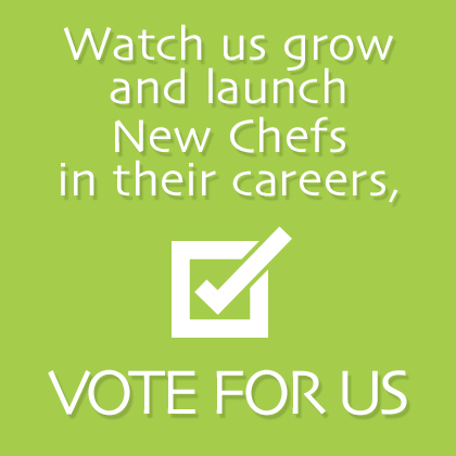 Help Us Grow And Launch New Chefs On Their Way