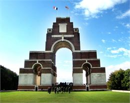 Thiepval Memorial