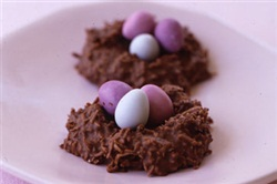 Recipe of the Month - Low Fat Easter Nests
