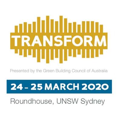 GBCA's TRANSFORM Conference 2020