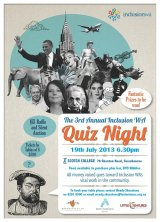 Inclusion WA Quiz Night