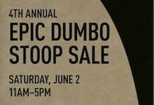 Dumbo Stoop Sale