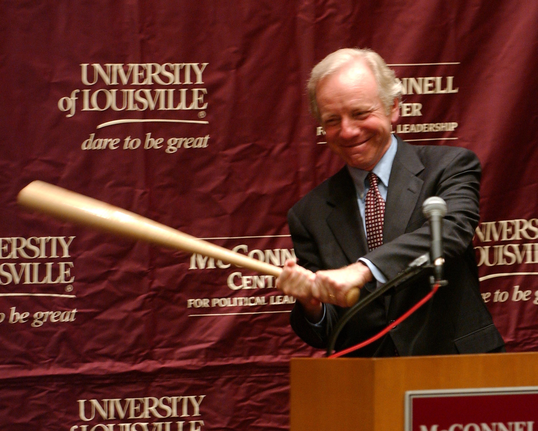 U.S. Senator Joseph Lieberman