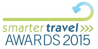 Smarter Travel Awards 2015 Logo