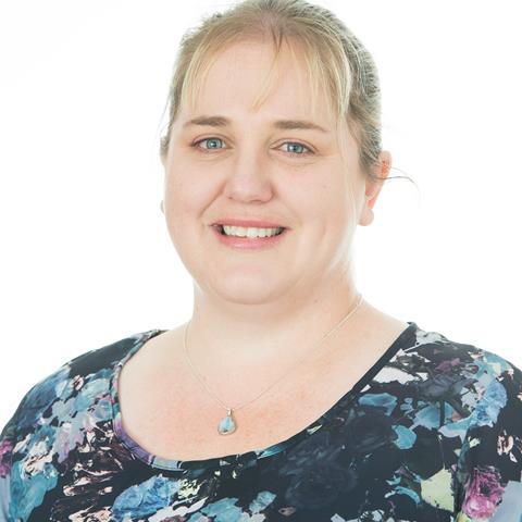Board Chair Tori Peden