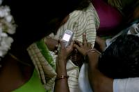 Using SMS messaging to track malaria in Zambia