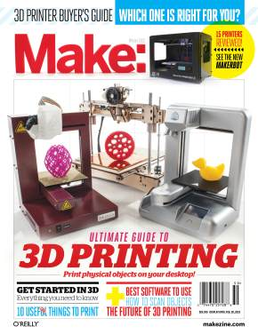 Ultimate&#32;Guide&#32;to&#32;3D&#32;Printing&#32;by&#32;Make