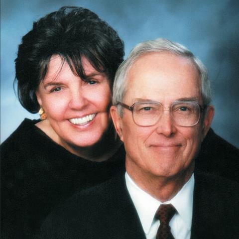 Ann and Bill Swindells