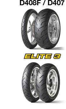 Dunlop Custom D407 / D408F & Elite 3