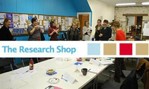 The Research Shop: Doing Research Together