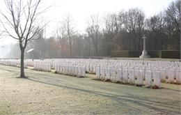 Connaught Cemetery