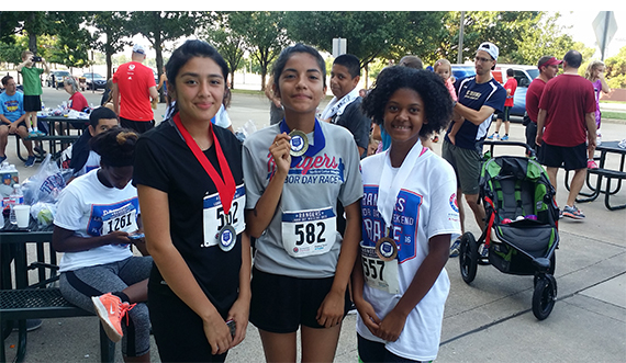 Texas Rangers Labor Day 5k Race