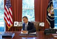 President Obama signs the Budget Control Act